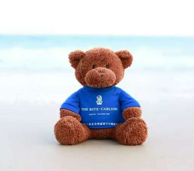 Ritz Carlton Teddy Bear