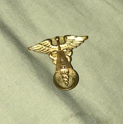 U.S. Army Medic Pin