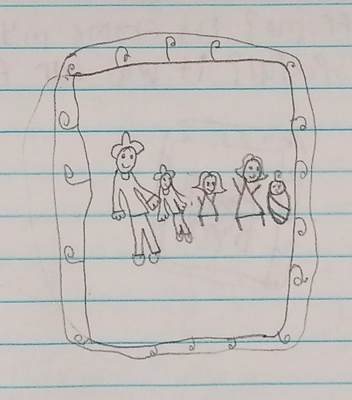 Family Photo (drawing of)
