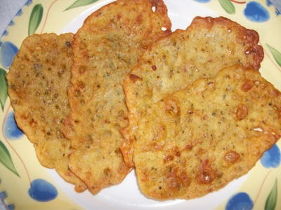bacalao (Hotfish Fritters)