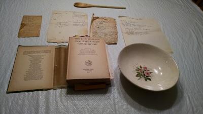 Margaret Oliver History of Cooking