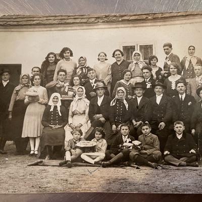 Czech Village in 1930's