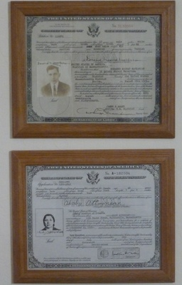 Certification of Citizenship