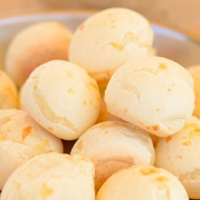 Pao De queiju(cheese bread)