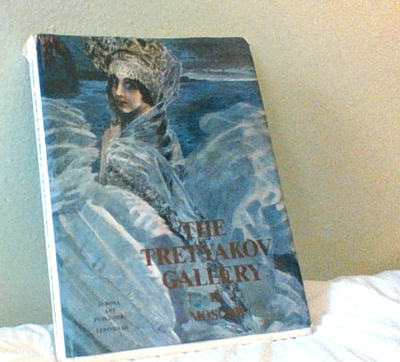The Tretyakov Gallery Book