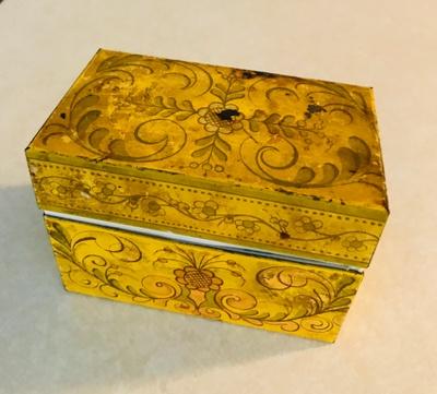 1970s Recipe Box