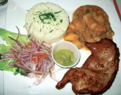 Cuy (Ecuadorian Dish)