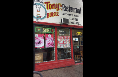 Our Family restaurant for over 25 years