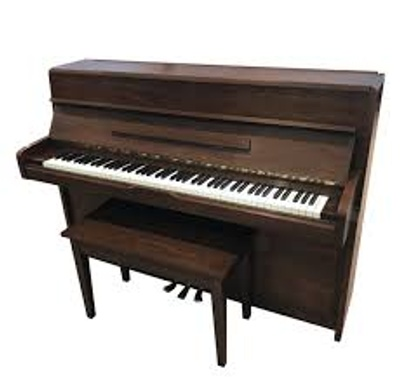 It is a piano that pianist play to entertain people