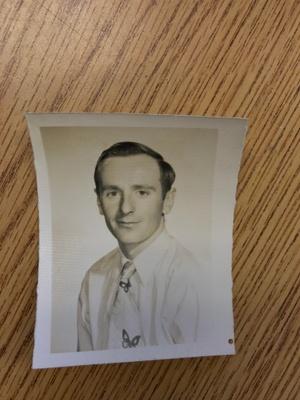 John Whitcomb circa 1960
