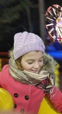My cousin's daughter, Mara