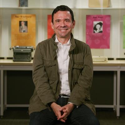 Writer Juan Martinez