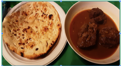 This is a picture of Nihari (Beef Stew)