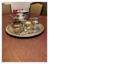 My Nana's tea set