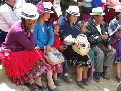 Traditional Ecuadorian Clothing
