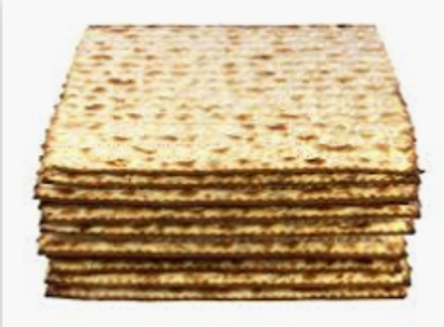 this is a picture of matzah