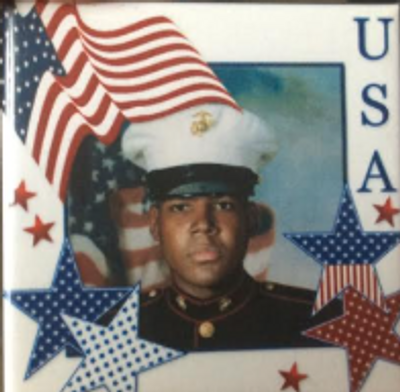 Official boot camp photo: 2003