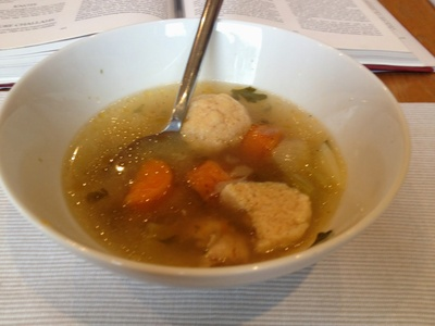 Soup! 96+ year old recipe