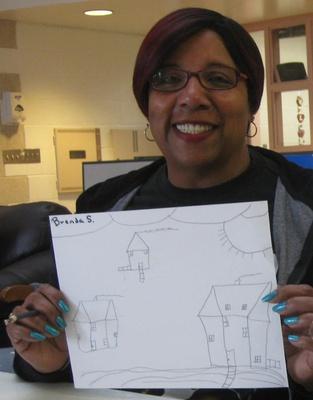 Ms. Brenda Stirgus and Her Art