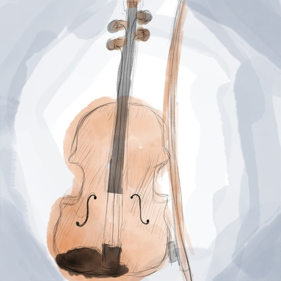 My great grandfather's Violin.