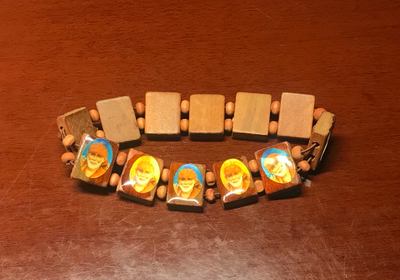 Shirdi Sai Baba's Wodden Bracelet