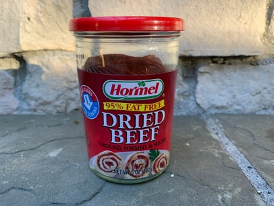 This is what Chipped Beef looks like.
