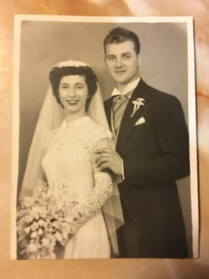 John (grandfather) & Anne Lucchesi