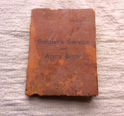 Soldier Army Book