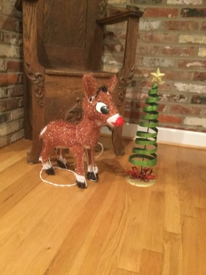 Relates to Christmas