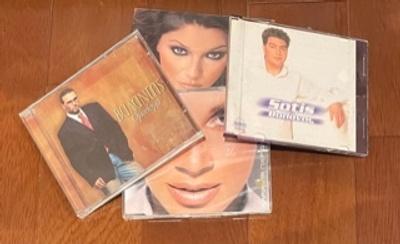 Parents' greek CDs