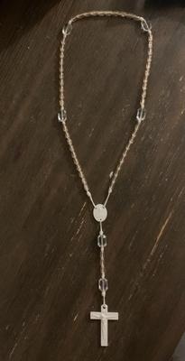 My Rosary.