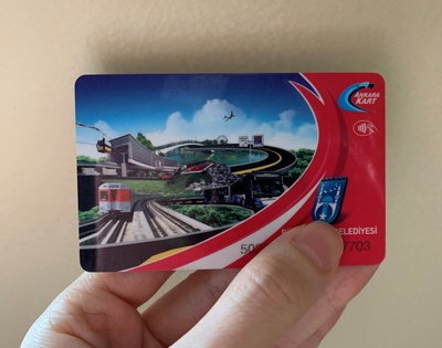 Ankara Public Transportation Card