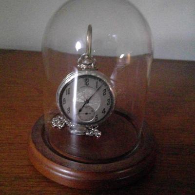 1936 Hamilton pocket watch