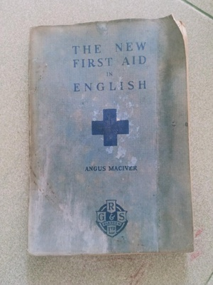 The New First Aid in English Book