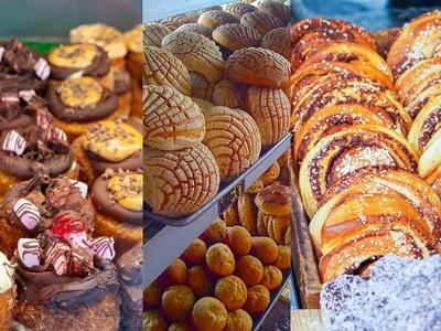 My aunt's bakery