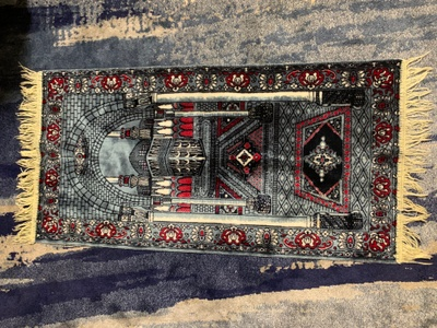 The sijada (prayer mat)