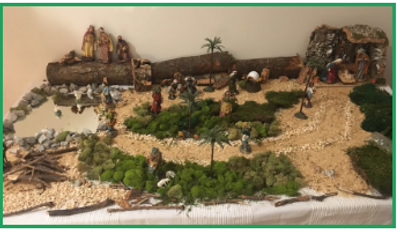 Nativity Set- Scene 1
