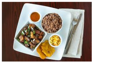 Griot and rice
