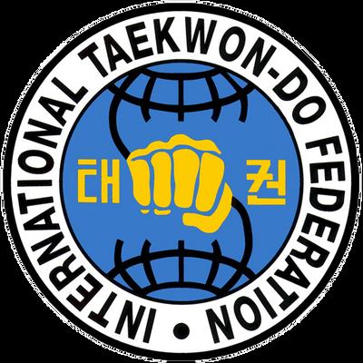 Uzbek Taekwondo symbol.