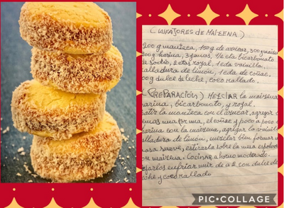 Recipe for Alfajores