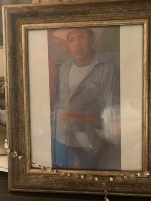 My grandpas photograph
