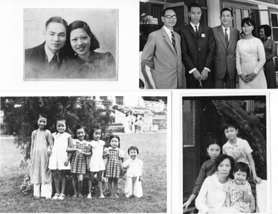 My Great Grandparents and relatives in Vietnam