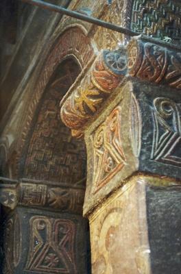 Photo of Laibela Church in Ethiopia