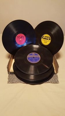 78 RPM records