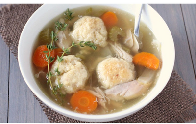 Recipe for Matzo Ball Soup