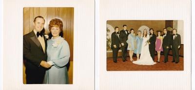 Great grandparents John & Joan Quinn during the Vecchione & Quinn marriage