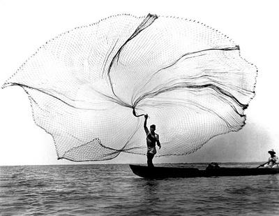 Atarraya is for fishing.